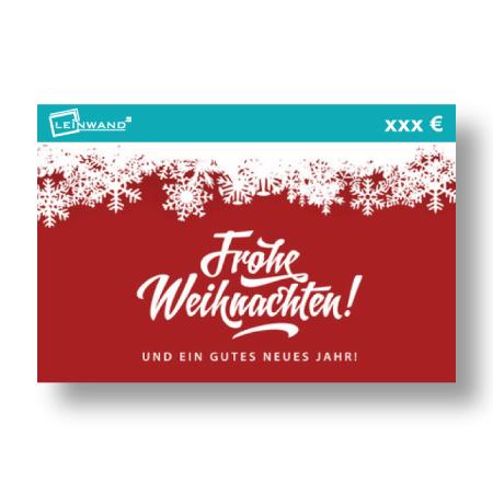 Geschenkgutschein personalisierte Geschenke Luxemburg
